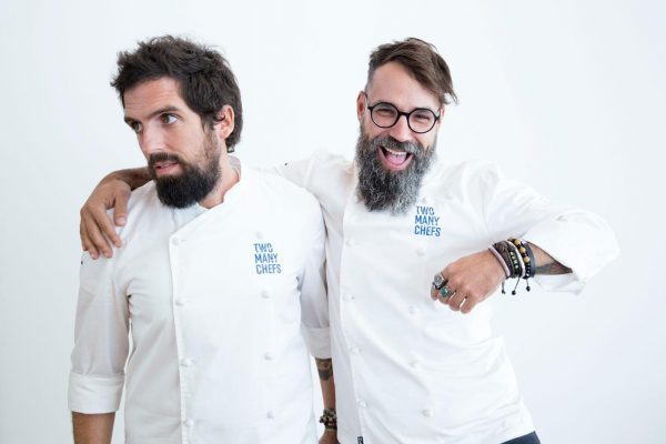 two many chefs
